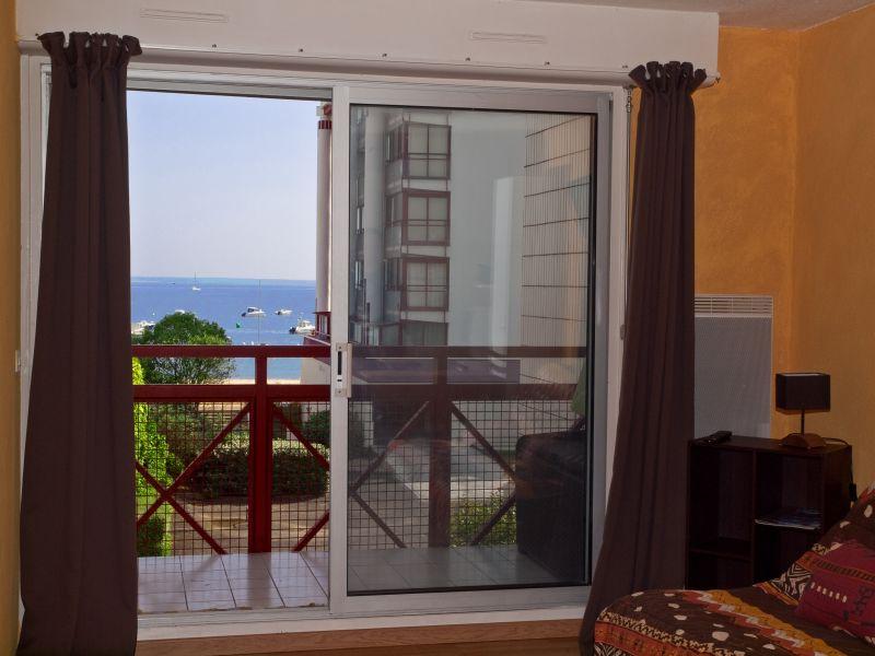Uitzicht vanaf de woning  Appartement 92451 Arcachon