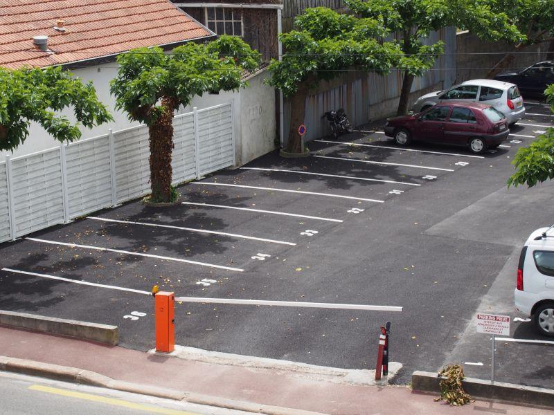 Parkeerplaats  Appartement 92451 Arcachon