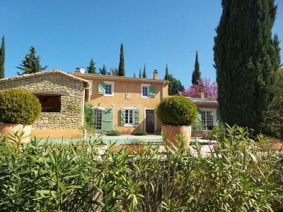 Het aanzicht van de woning  Villa 100065 Bedoin