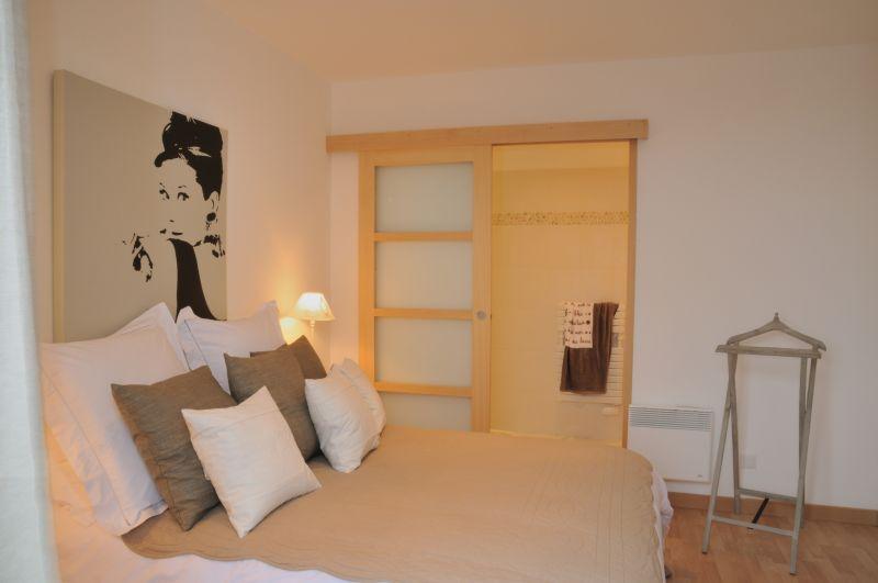 slaapkamer 1  Villa 102643 Roscoff