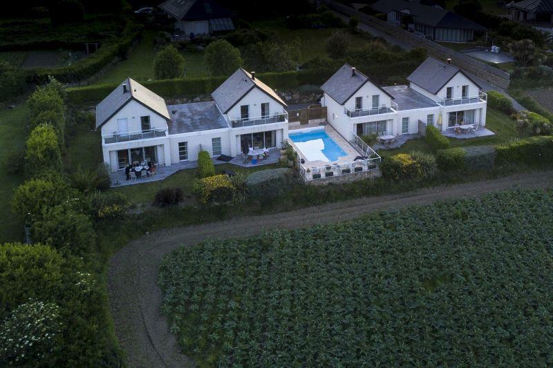 Het aanzicht van de woning  Villa 102643 Roscoff