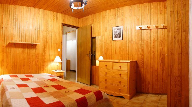 slaapkamer 1  Appartement 65782 Les Gets