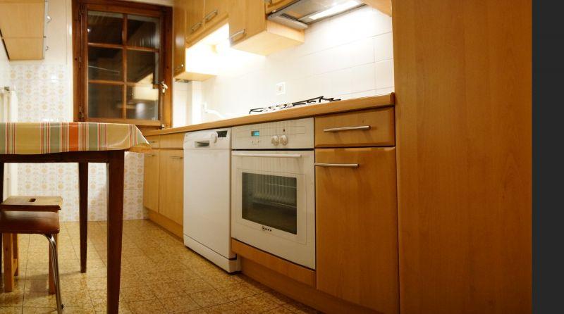 Gesloten keuken  Appartement 65782 Les Gets
