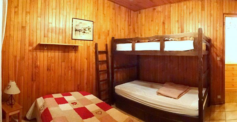 slaapkamer 2  Appartement 65782 Les Gets