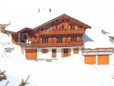Het aanzicht van de woning  Chalet 69240 Les Crosets