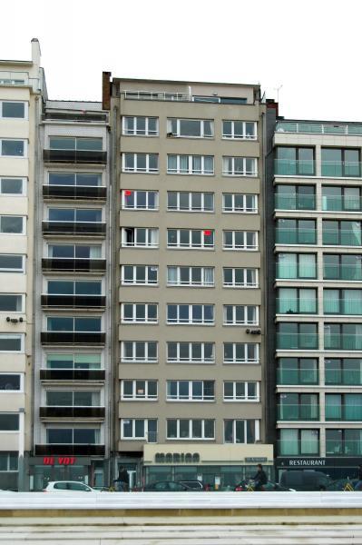 Het aanzicht van de woning  Appartement 75999 Oostende