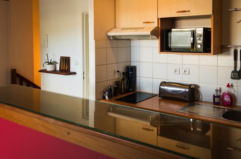 Open keuken  Appartement 85760 Saint Leu