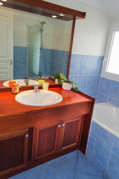 badkamer  Appartement 85760 Saint Leu
