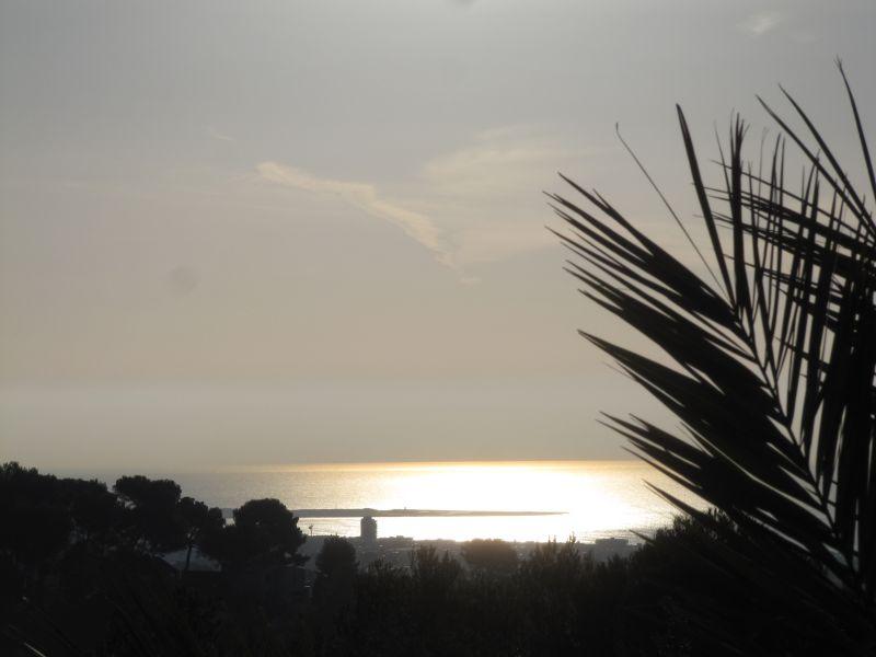 Uitzicht vanaf de woning  Studio 92776 Cagnes sur Mer