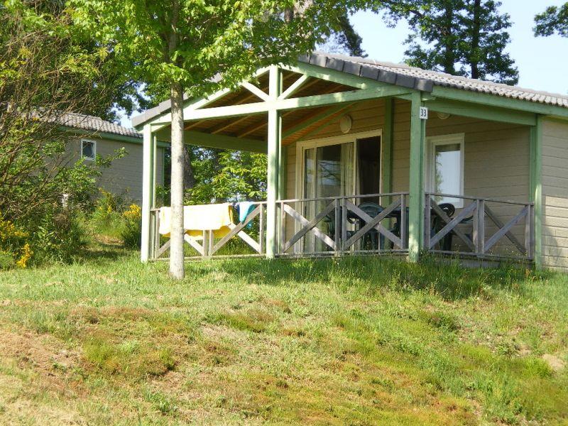 Het aanzicht van de woning  Chalet 99381 Brive-la-Gaillarde