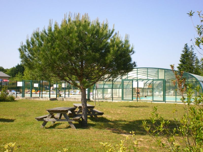 Zicht op de omgeving  Chalet 99381 Brive-la-Gaillarde
