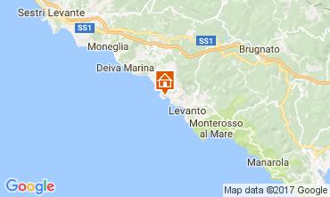 Kaart Bonassola Huis 108746