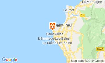 Kaart Saint Gilles Villa 70449