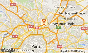 Kaart PARIJS Appartement 72652
