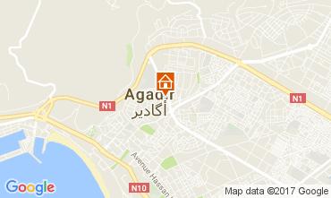 Kaart Agadir Appartement 88352