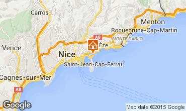 Kaart Beaulieu sur Mer Appartement 90459