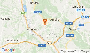 Kaart Amelia Villa 77711