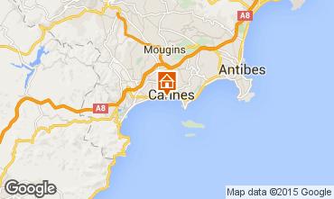 Kaart Cannes Appartement 62604