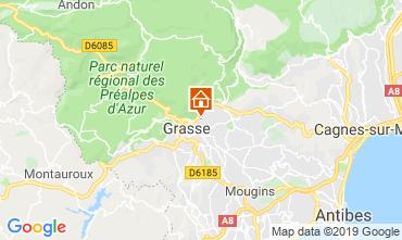 Kaart Grasse Huis 118651