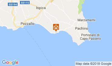 Kaart Ispica Villa 113249