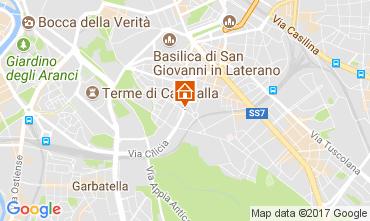 Kaart Rome Appartement 108438