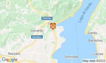 Kaart Salò Villa 113714