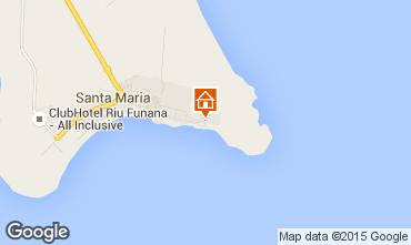 Kaart Santa Maria Studio 74155
