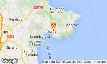 Kaart Rosas Villa 80944