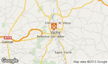 Kaart Vichy Appartement 92716
