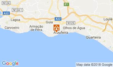 Kaart Albufeira Appartement 113722