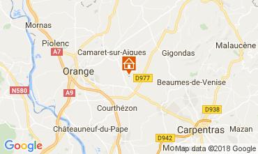 Kaart Avignon Huis 113130