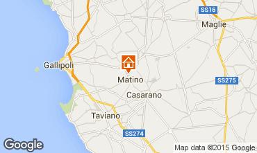 Kaart Gallipoli Appartement 97824