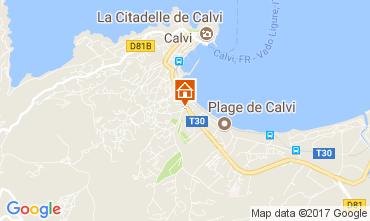 Kaart Calvi Studio 112538