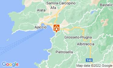 Kaart Ajaccio Appartement 99887