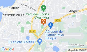 Kaart Biarritz Appartement 103827