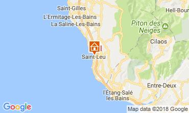 Kaart Saint Leu Appartement 112298