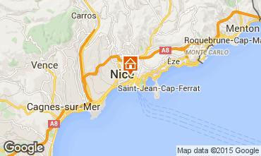 Kaart Nice Appartement 82036