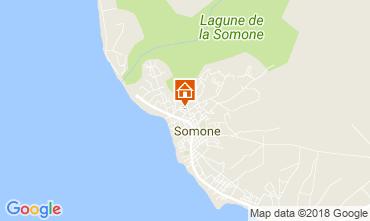 Kaart La Somone Villa 113751