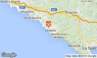 Kaart Levanto Villa 100451