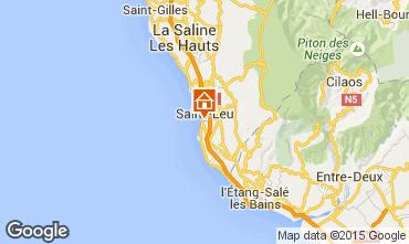 Kaart Saint Leu Studio 73583