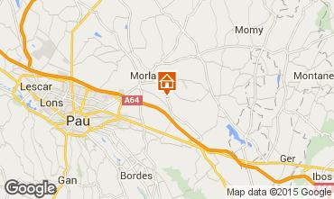 Kaart Pau Villa 98885