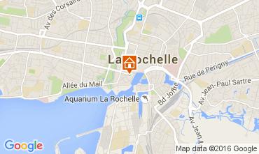 Kaart La Rochelle Appartement 92199