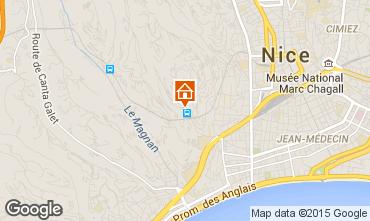 Kaart Nice Appartement 78856