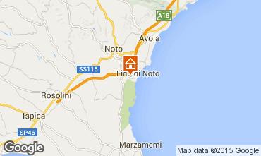Kaart Noto Villa 94840