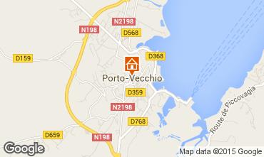 Kaart Porto Vecchio Appartement 78206