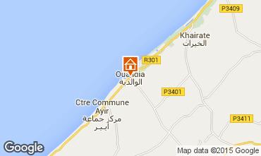 Kaart Oualidia Villa 72568