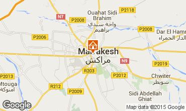 Kaart Marrakech Huis 41194