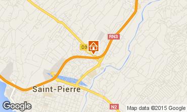Kaart Saint Pierre (Réunion) Appartement 76076