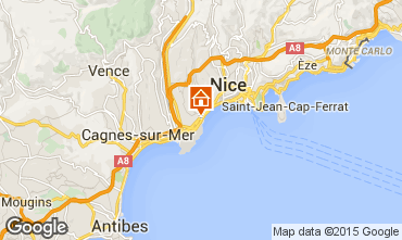 Kaart Nice Studio 75604