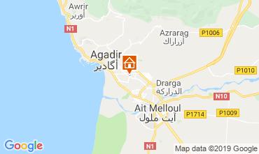 Kaart Agadir Appartement 62780